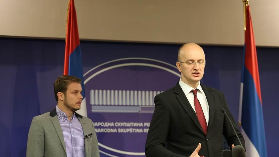 Srđan Mazalica, Draško Stanivuković
