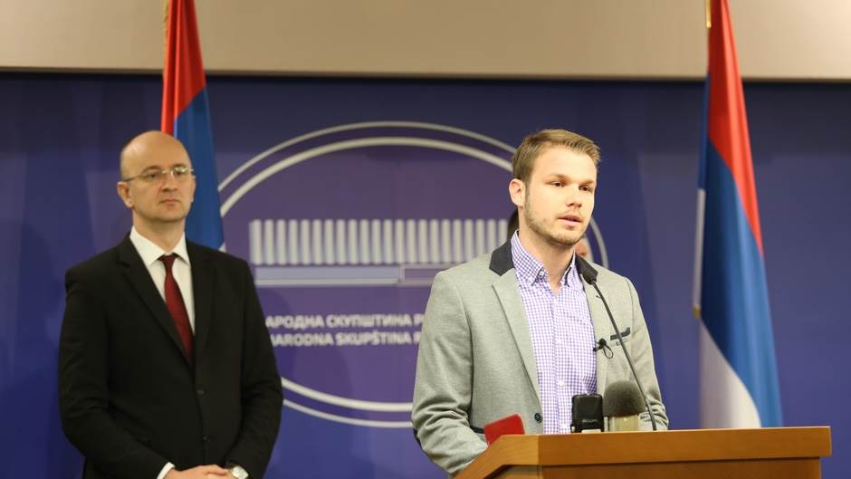 Draško Stanivuković, Srđan Mazalica