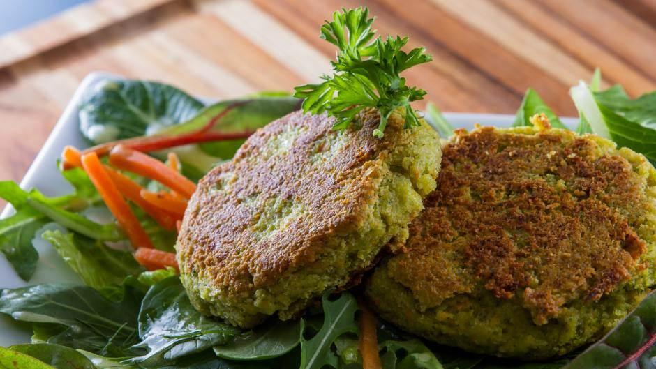 Posni domaći falafel