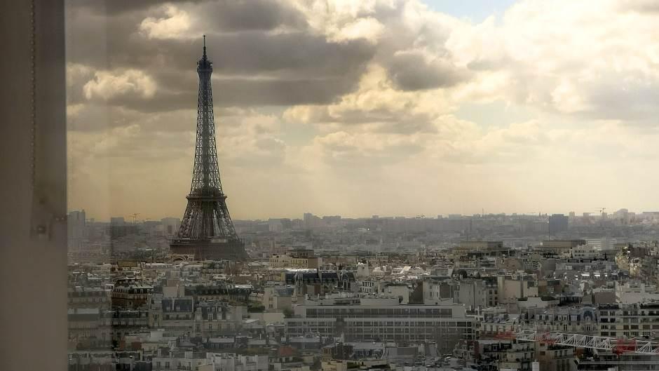 Pariz, Ajfelov toranj.