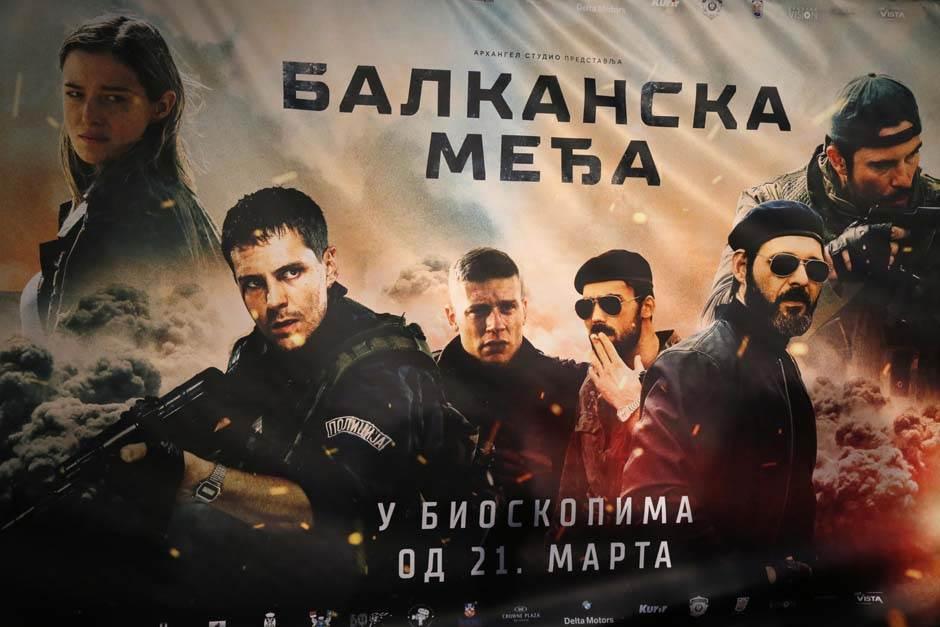 Balkanska Medja