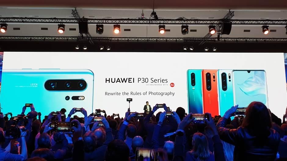 Huawei zabrana razorno utiče na Evropu