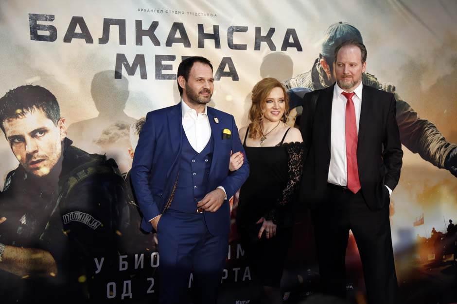 """Balkanska međa"": Bikovićev odgovor Englezima!"