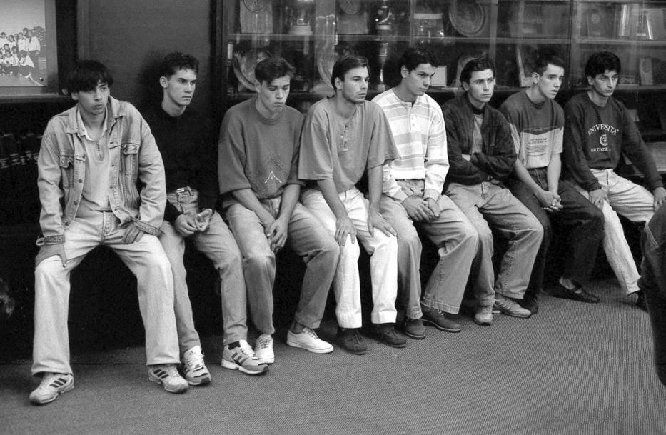 Ćirić, Nađ, Milošević, Stanojević, Bjeković Junior, Đorđe Tomić, Vuk Rašović i Zoran Vukčević.