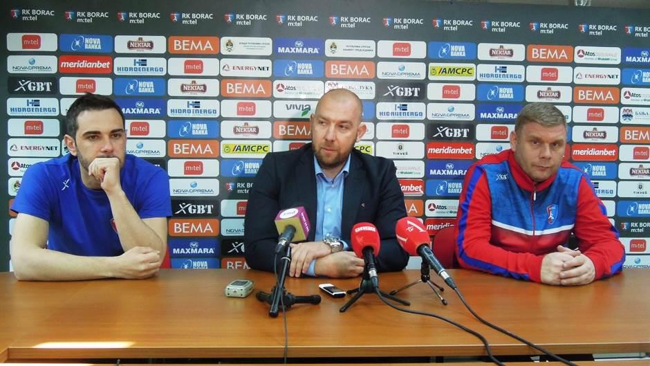Mirko Mikić, Saša Kondić, Bojan Ljubišić