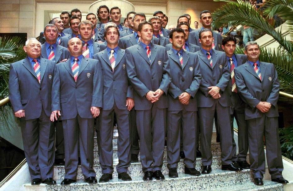 reprezentacija SR Jugoslavije