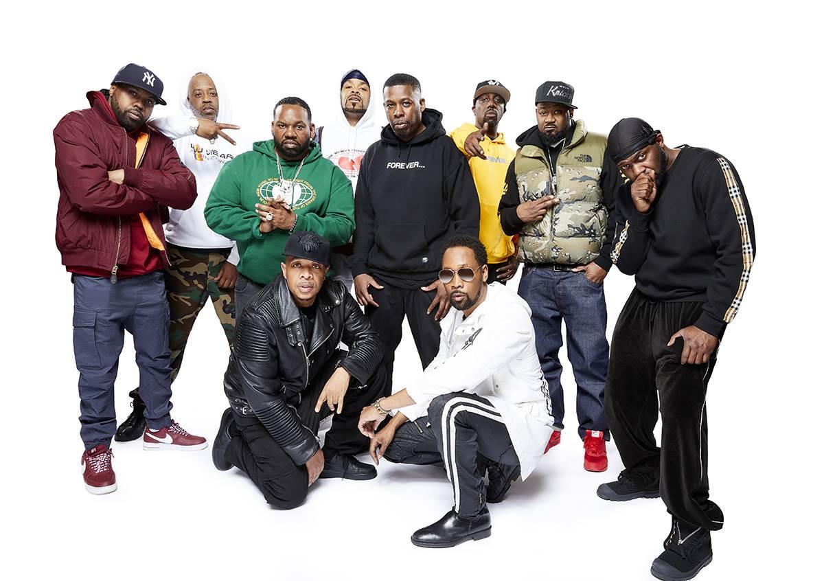 Wu Tang Clan, hip hop
