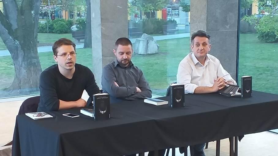 Boris Maksimović, Ninoslav Mitrović, Branislav Predojević