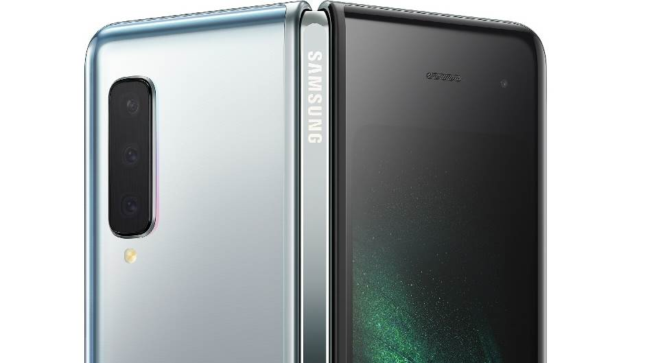 Savitljivi telefon, Galaxy Fold, odložen do daljnjeg