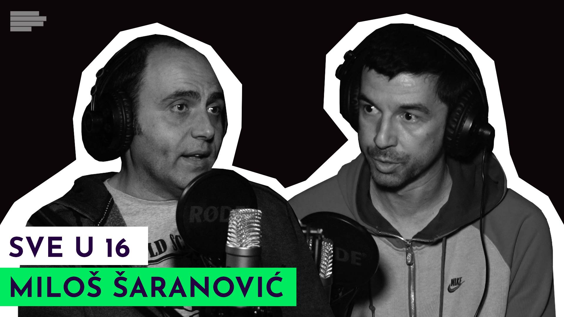 Sve u 16 sa Milošem Šaranovićem: FK Partizan