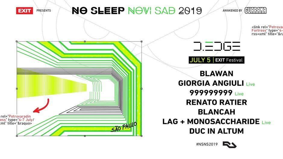 no sleep NS, exit