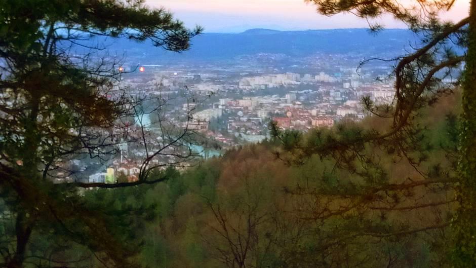 panorama banjaluke, panorama, banjaluka, banj brdo, šehovi, šuma