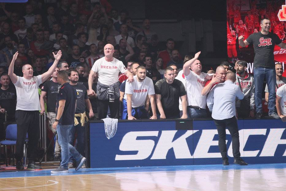 Zvezda dominantno do titule i Evrolige! (FOTO, VIDEO)