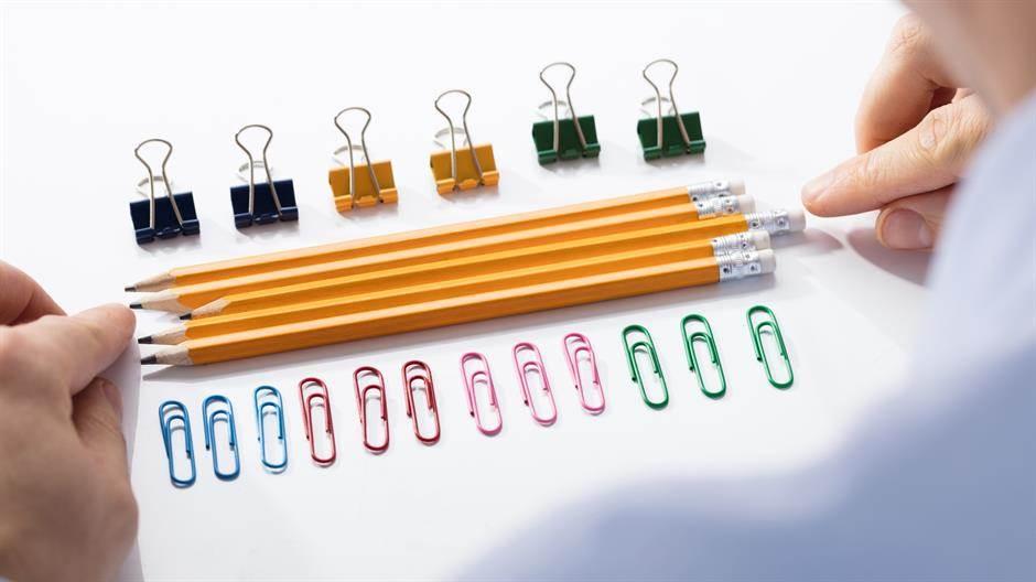 perfekcionizam, olovke
