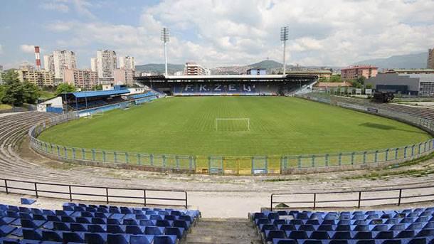 Grbavica, FK Željezničar