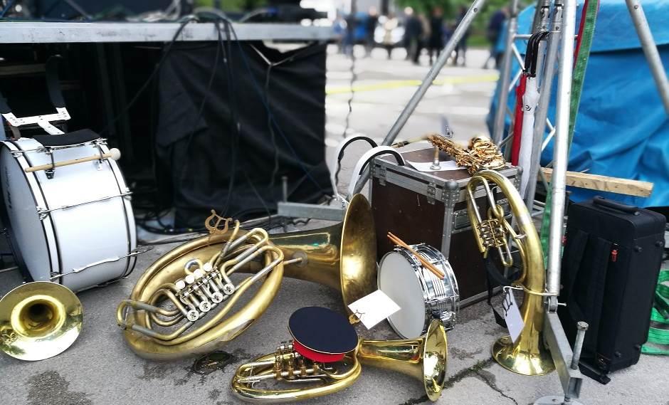 Muzika se vratila u ''Baštu sljezove boje'' FOTO