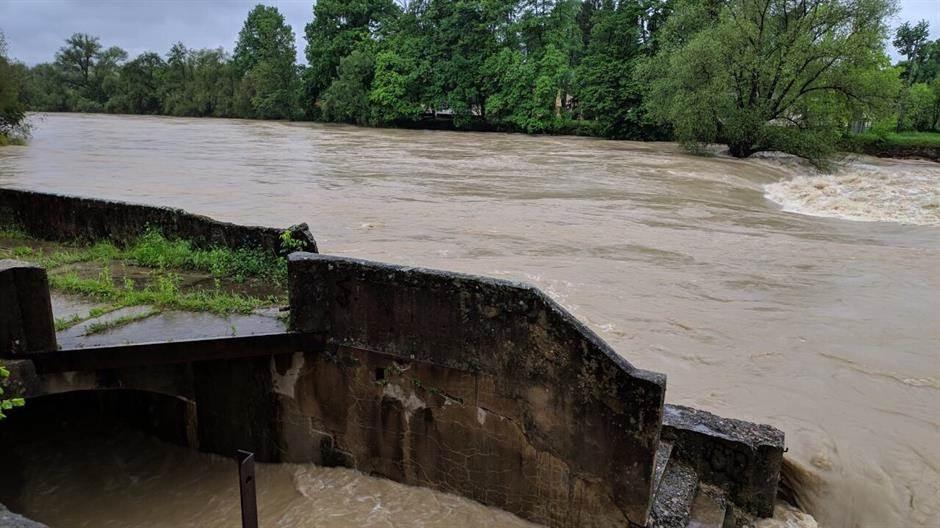 poplava, banja luka, trapisti, poplave