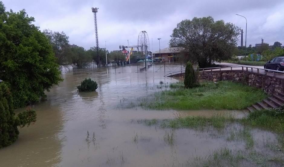 Prjedor, poplava
