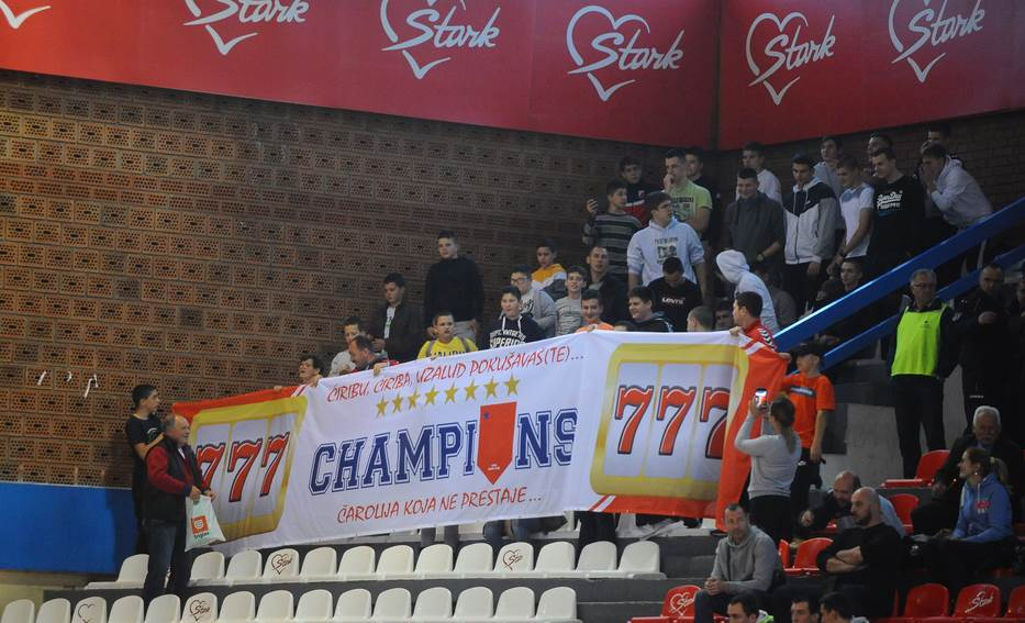 Vojvodina šampion Srbije - sedma titula u nizu!