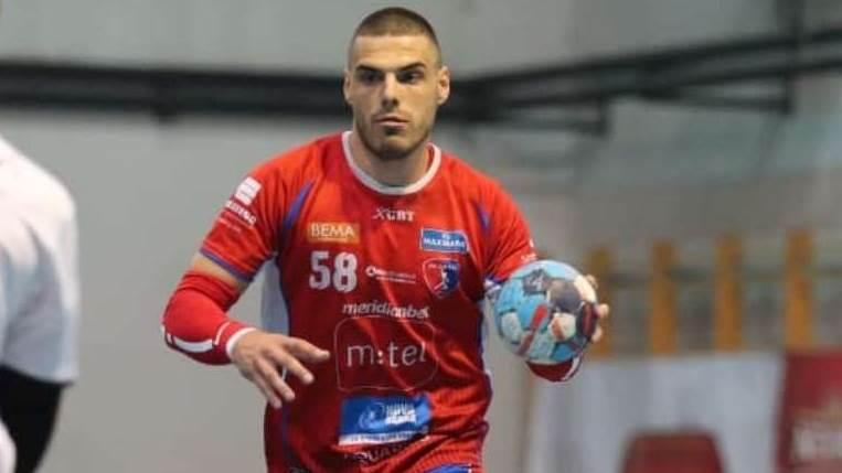 Milan Dakić, Rk Borac