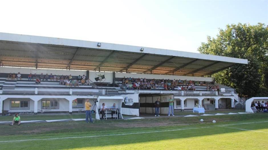 Šamac, stadion