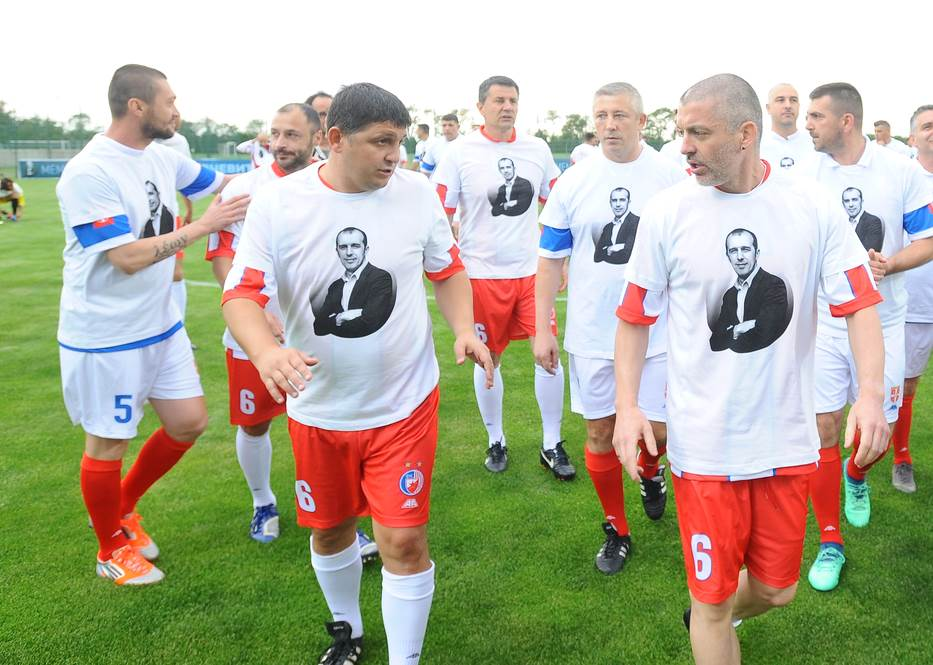 Tužna godina bez Bunje: Bio je veliki čovek i fudbaler