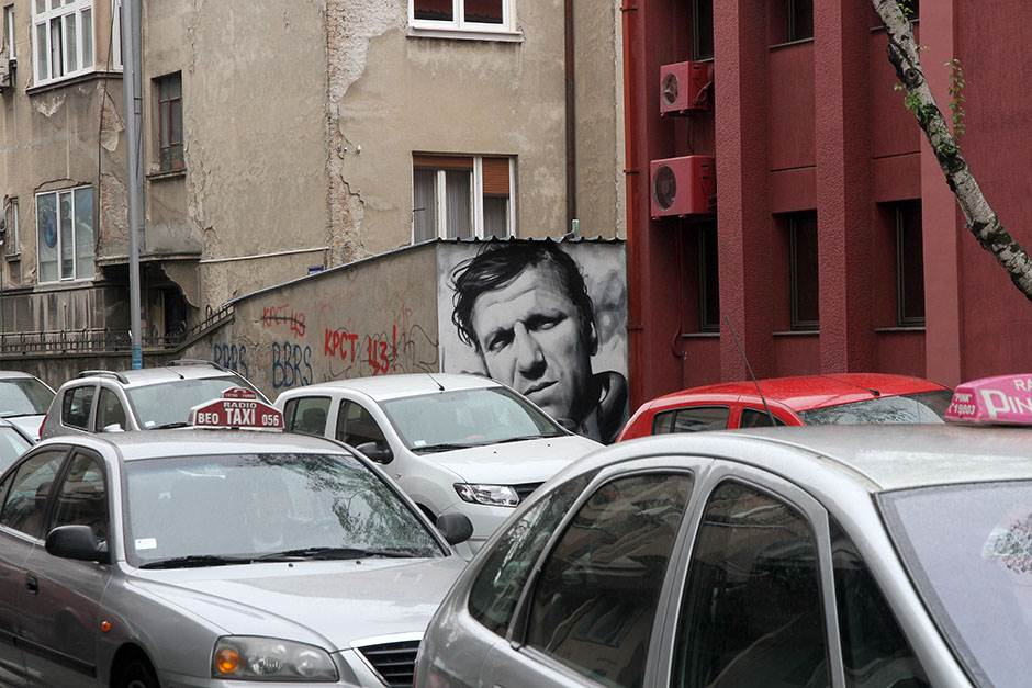 Bata Živojinović dobio ulicu u Beogradu