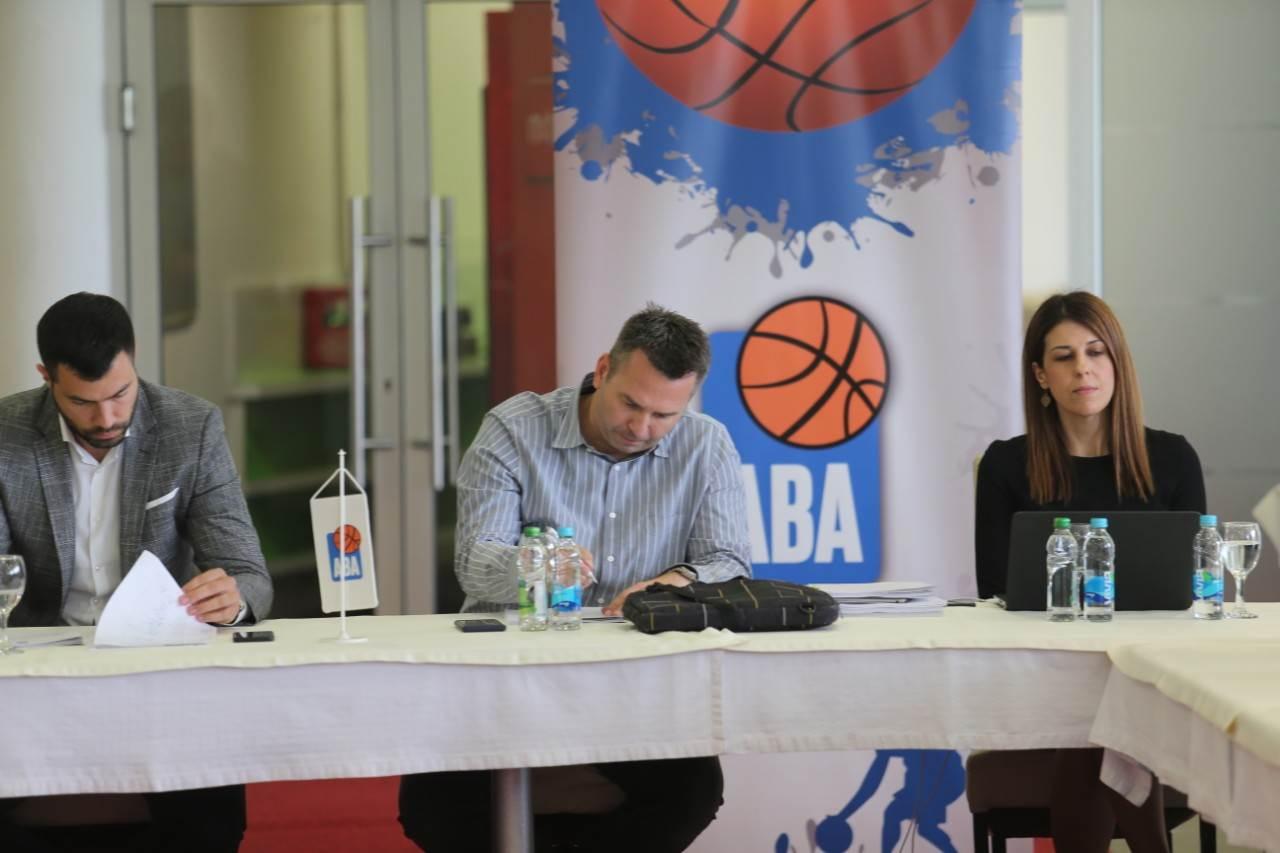 Smjene na čelu ABA, bez odluke o Olimpijakosu