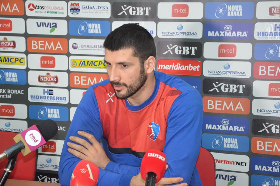I Stefan Miljković ostaje član RK Borac m:tel