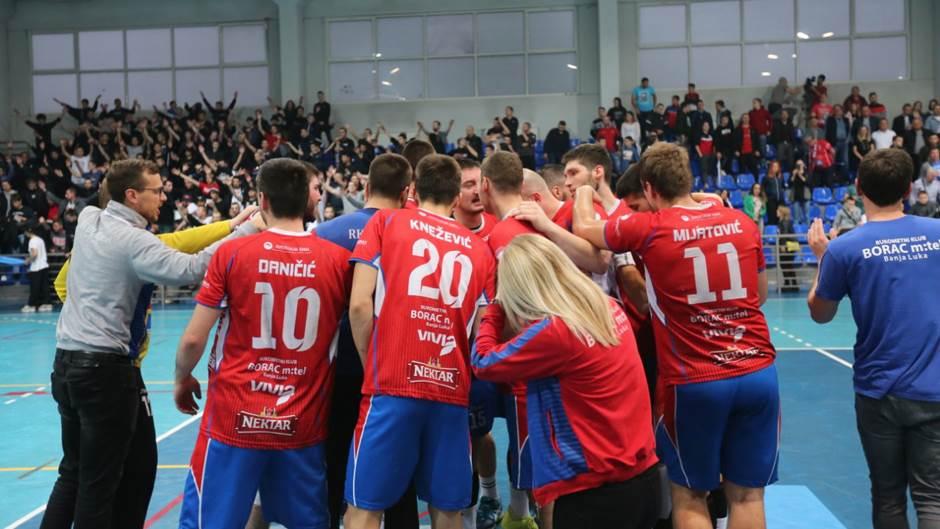 RK Borac m:tel u Kupu EHF!