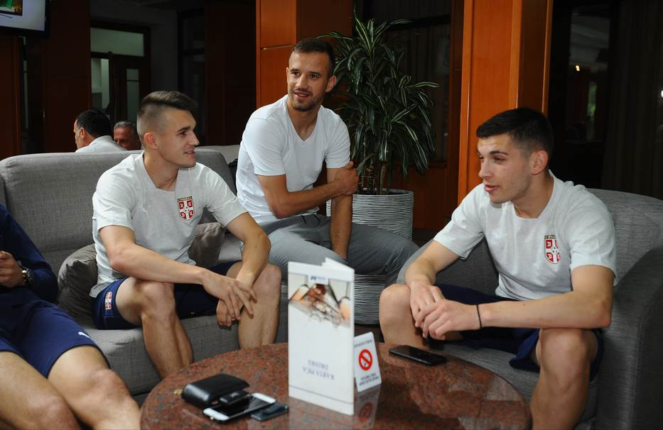 """""""Orlići"""" raspoloženi pred EP: Hoćemo na vrh (FOTO)"""