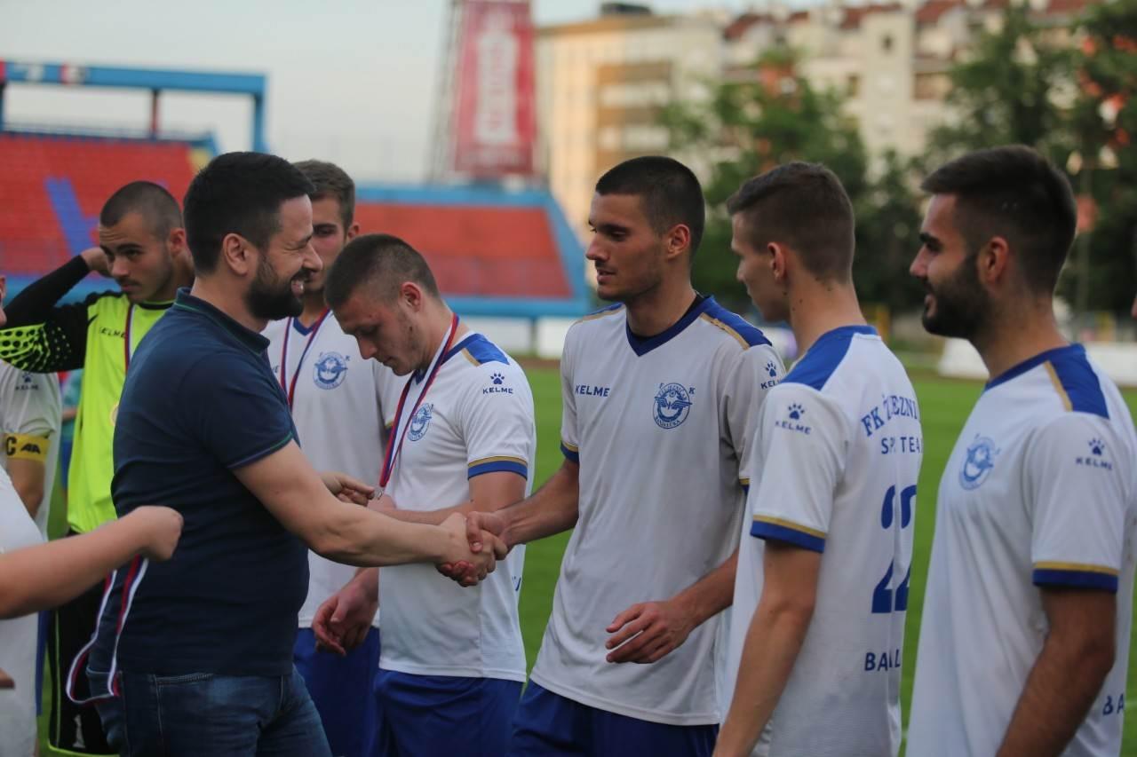 Željezničar gazda Banjaluke! (FOTO)