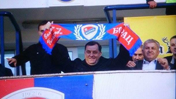 Dodik, FK Borac