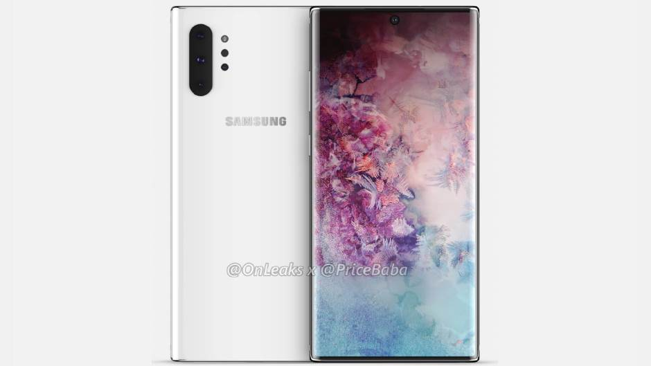 Galaxy Note 10: 5 kamera, 2 modela, bez ulaza za sluške