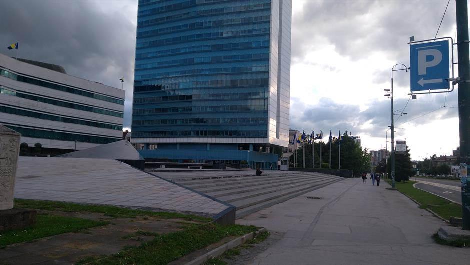 Parlamentarna skupština BiH, Zajedničke institucije BiH, Savjet ministara BiH, Sarajevo