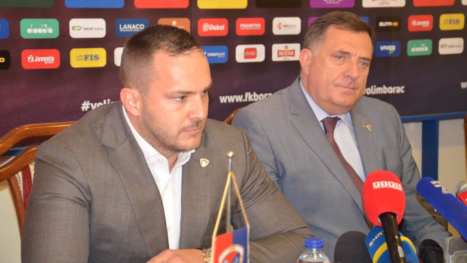 Vico Zeljković, Milorad Dodik