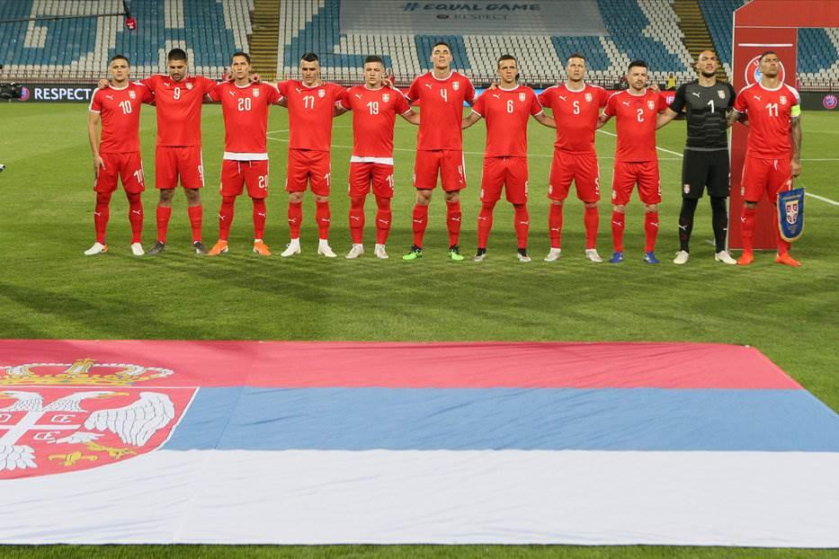 FIFA lista: Pad Srbije za pet mjesta