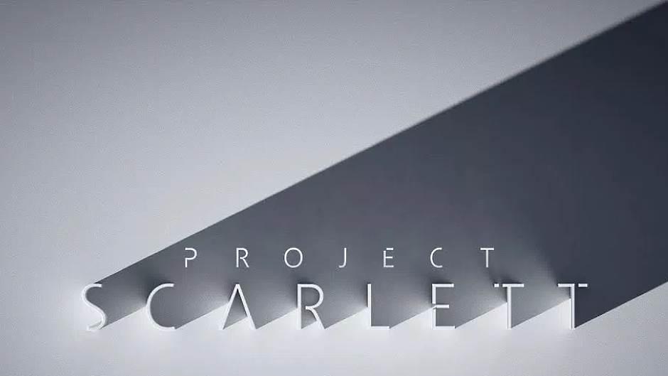 Microsoft Xbox Project Scarlet