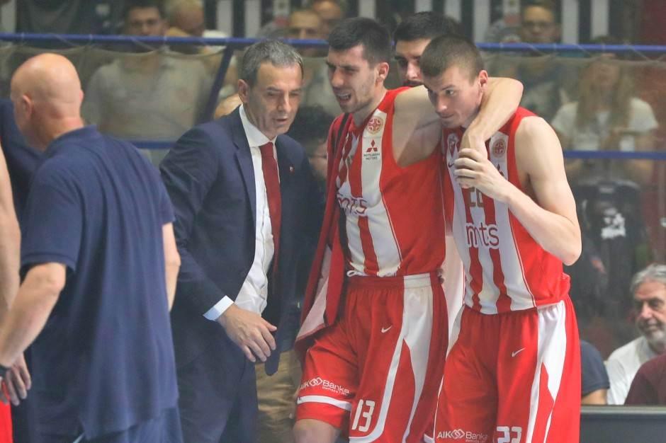 Tomić: Nije odlučila trojka, već naše greške