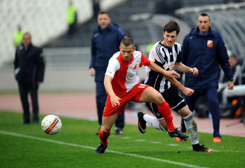 Partizan pronašao pojačanje u Đenovi!