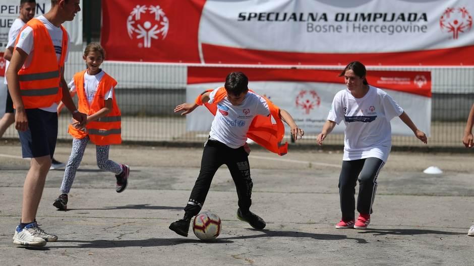 sport, djeca, specijalna olimpijada