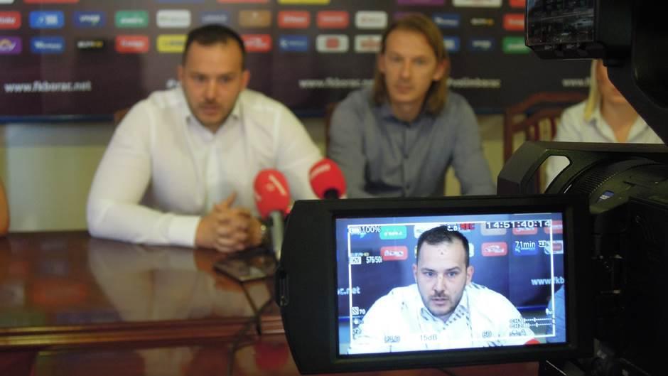 Vico Zeljković, Branislav Krunić