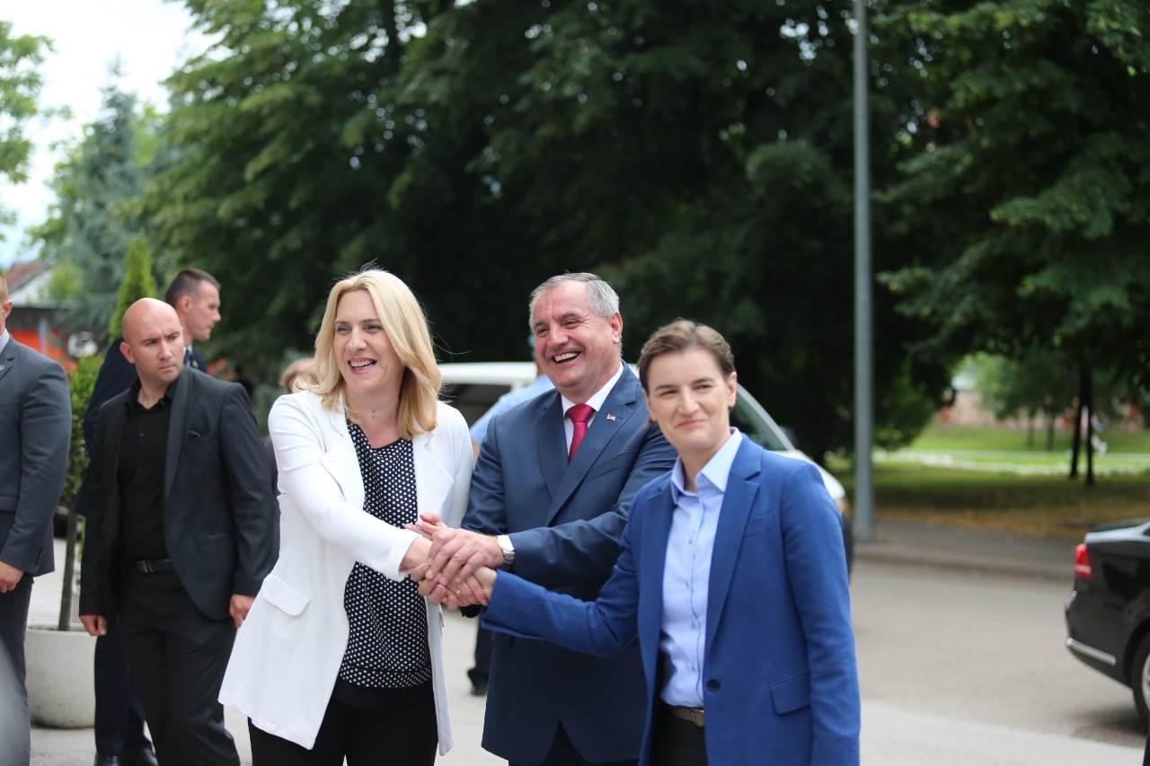 ''Saradnje Srpske i Srbije je na visokom nivou''