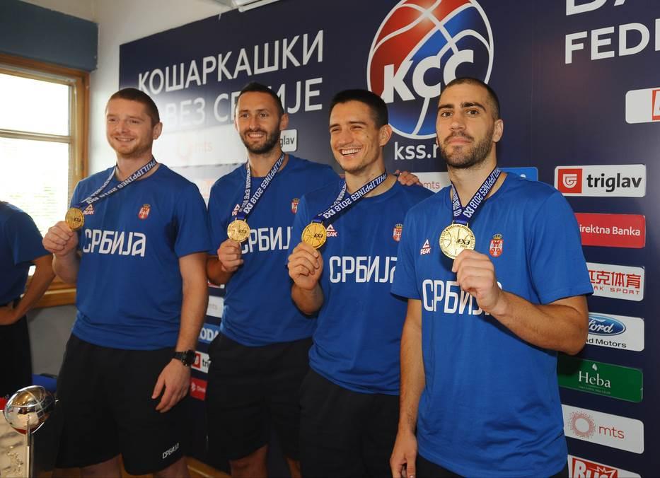 Sve ide po planu: Srpski basketaši u polufinalu SP!