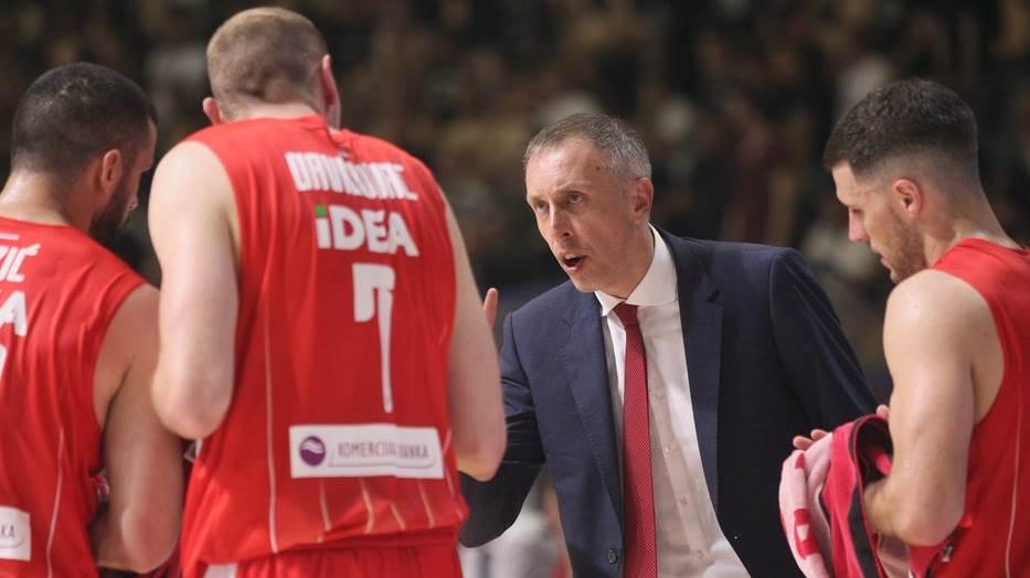 Milan Tomić: Mislim da nam je učinak 100%