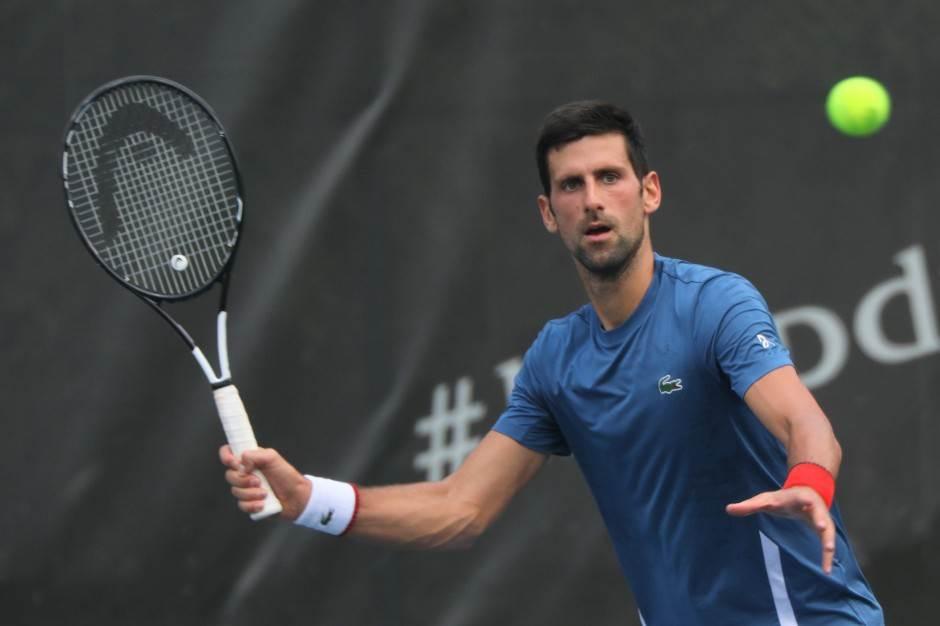 Novak o Kirjosu: Nije loš momak, možda želi pažnju