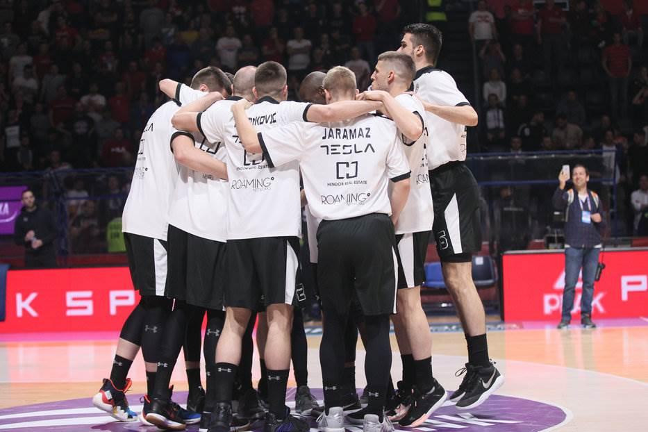 """Partizan u """"paklenoj"""" grupi Evrokupa: Baš teško!"""