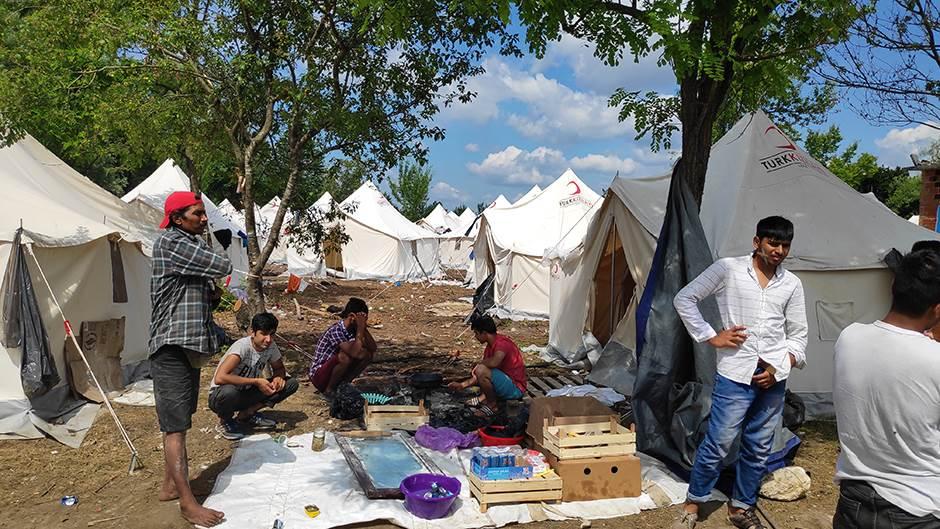 Migrantski kamp Vučjak kod Bihaća: Gore od zatvora