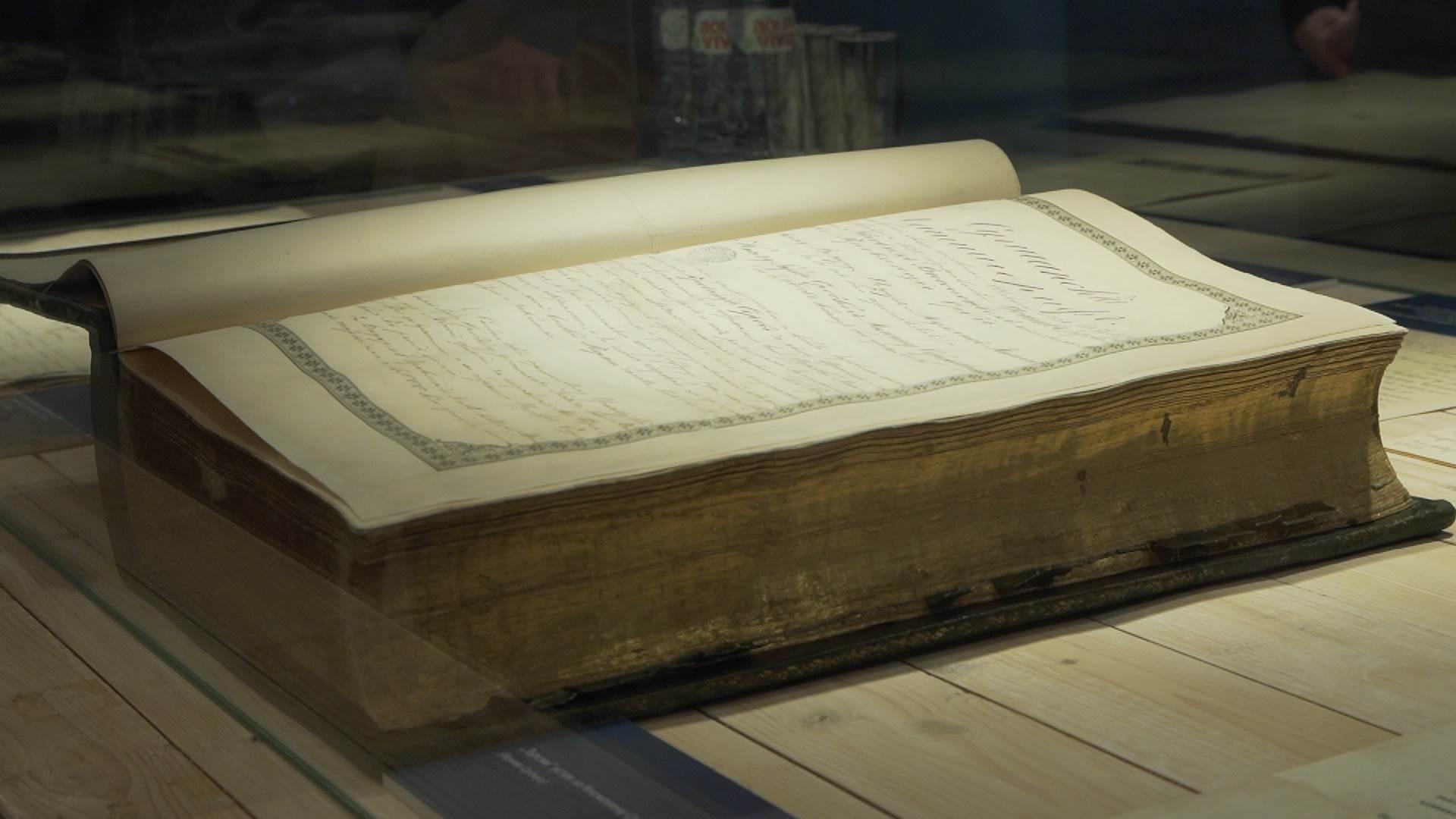 arhiv, istorija, istorijska građa, arhivska građa, knjiga