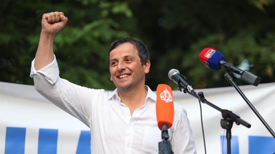 Banjaluka, protest, opozicija, Nebojša Vukanović